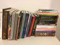 Collection of 34 reference books on antiques