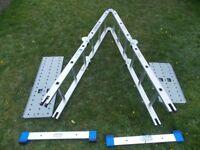 Aluminium Folding Multi- Function Ladder
