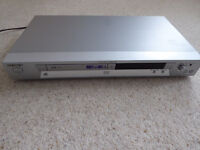 Sony DVP NS405 multi-region DVD player