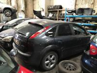 Ford Focus mk2 sea grey breaking for spares 07888922506