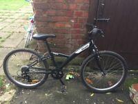 B'twin bicycle
