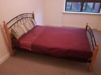 Double bed for just £35.