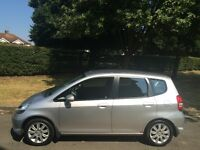 2007 Honda JAZZ Aircon Heated Mirror Remote Keys Alloys Long Mot Powe Mirrors