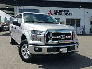 2015 Ford F-150 XLT; Local & No accidents