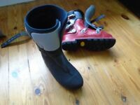 Ski touring boots for sale - Beeston £30