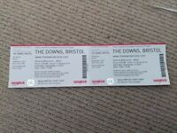 Downs Festival Tickets x 2 (02/09/17) - Bristol