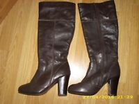 Knee high boots sale sizes 5 & 6