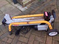 Ryobi Log Wood Splitter Used £80!! Tool Garden Tree Surgery Used Bargain