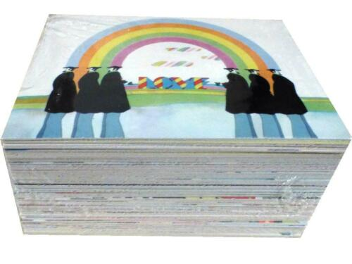 SEALED The BEATLES Yellow Submarine Comic Images Trading Card Set  (72 Cards)