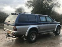 Mitsubishi L200 animal 4x4 double cab - Low Miles