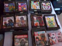 2000ad comics job lot