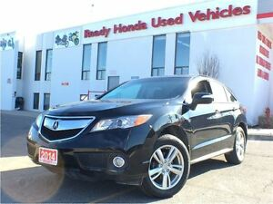 2014 Acura RDX Base | !!!Low Kms!!! | Leather | Sunroof | R.Came