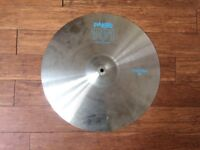 Wokingham Drum Sales - Paiste 101 18 inch Cymbal Crash Ride - Outstanding condition