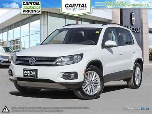 2016 Volkswagen Tiguan Special Edition AWD **Bluetooth-Rear Cam-