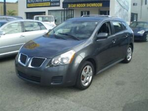 2009 Pontiac Vibe VIBE HATCHBACK! AUTO! AC! NO ACCIDENTS!