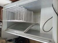Freezer , ice cream freezer