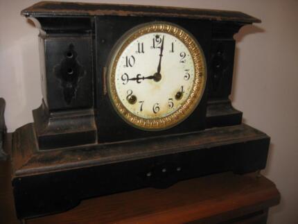 Ansonia Mantle Clock c.1890 Bundoora Banyule Area Preview