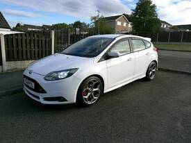 2014 Ford focus st, st2 68000 miles ffsh, may px try me