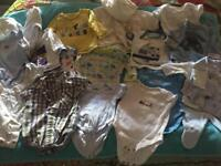 Baby Clothes 4 bundles £20 each / £15 worn once or not at all. Gap, next ,Ted Baker etc vario