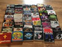Music CD's, albums, great condition, various genres, for car boot or own collection