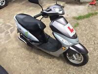 Peugeot v CLIC 50 evp2 scooter