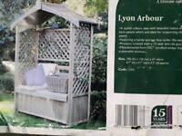 Forest Garden Lyon Arbour
