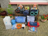 Camping Equipment Bundle