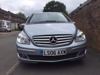 Mercedes benz B200 CDI SE CVT AUTOMITIC FULLY LOADED 2006