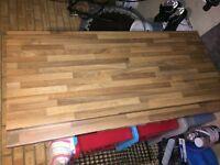 Walnut Laminate Kitchen Worktop