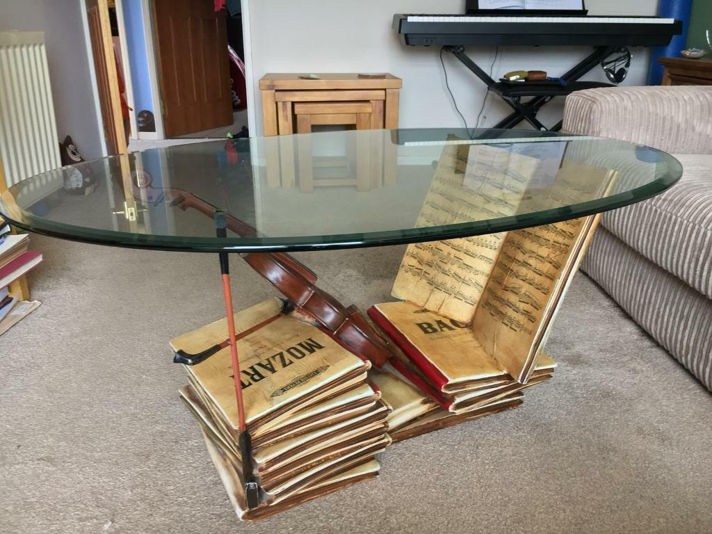 Music Themed Coffee Table Modern Coffee Tables And