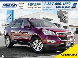 2009 Chevrolet Traverse LT **One Owner! Low Kms!**