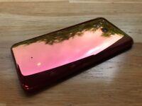 HTC U11 - 128GB - 6GB RAM- Solar Red (Unlocked) Dual SIM - UK Model - Not Samsung - Not iPhone