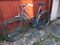 Raleigh Ladies Dutch Style Vintage Bike