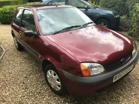 Ford Fiesta Finesse - Very Low Milage