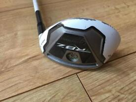 Taylormade RBZ tour 4 hybrid 21.5degres stiff shaft