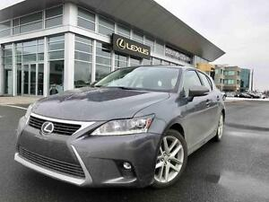 2015 Lexus CT 200h HYBRID, TOURING, ONE ONE OWNER, LIKE NEW SUPE