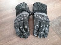 new ladies motorbike gloves