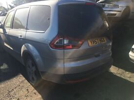 2007 FORD GALAXY GHIA TDCI (MANUAL DIESEL) FOR PARTS ONLY