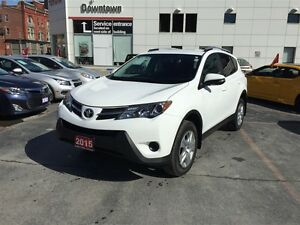 2015 Toyota RAV4 LE Upgrade+AWD+ONE OWNER+NO ACCIDENTS