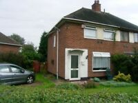 *TWO BEDROOM HOUSE * DSS ACCEPTED* OFF STREET PARKING * CLOSE TO LEA VILLAGE * WYCHBOLD CRESCENT *