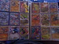 Lots of rare Pokemon Cards - EX's, Full Arts, Secret Rares etc.