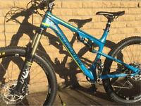 Rocky Mountain Altitude Carbon Enduro Mountain bike