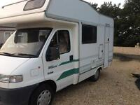 Wanted Motorhome or camper