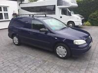 Vauxhall Astra van 1.7 cdti (54) 2004 reg 96k MLS £1250