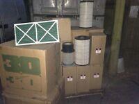 job lot generator truck lorry filters aircon units