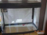 "Empty Fish Tank for sale approx 20""x14"";x10"" very clean"