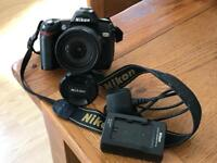 Nikon D70 SLR Camera With 18-70mm Lens