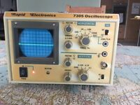 Oscilloscope by Rapid Electronics