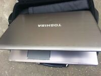 As new, i5 Toshiba Pro 850, 750Gb hdd, 8Gb ram, HMDI, Webcam, Wireless Win 8.1, office & 3 phones