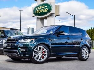 2016 Land Rover Range Rover Sport Autobiography